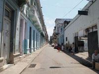 オールド・ハバナの街並みの画像037