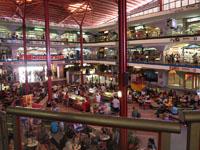 ハバナのショッピングモール