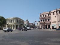 オールド・ハバナの街並みの画像039