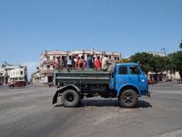 オールド・ハバナの街並みの画像041