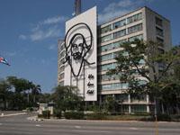 ハバナの新市街の街並みの画像001
