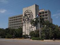 ハバナの新市街の街並みの画像002