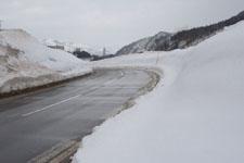 南魚沼郡湯沢町の雪の画像002