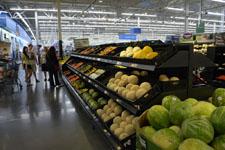 ウォールマートのスーパーマーケットの画像011