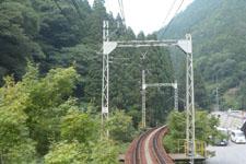 叡山電鉄鞍馬線の貴船口駅の画像002