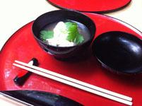 京都府貴船の川床の料理の画像002
