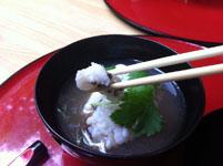 京都府貴船の川床の料理の画像003
