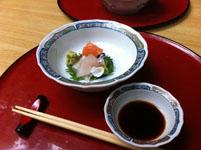 京都府貴船の川床の料理の画像007