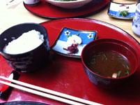 京都府貴船の川床の料理の画像010