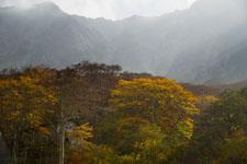 大山の紅葉の画像057