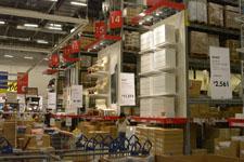 IKEAの陳列の画像001