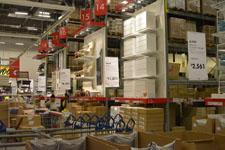 IKEAの陳列の画像002