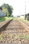 養老渓谷の線路の画像002