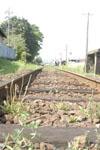 養老渓谷の線路の画像003