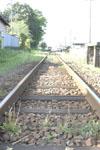 養老渓谷の線路の画像005