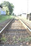 養老渓谷の線路の画像006