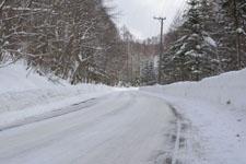 木曽駒高原の道路の画像001