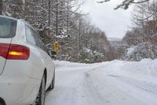 木曽駒高原の道路の画像006
