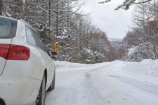木曽駒高原の道路の画像007