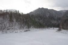 木曽駒高原の山の画像001