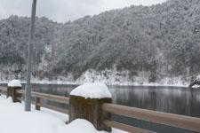 木曽駒高原のダムの画像001