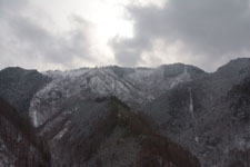 木曽駒高原の山の画像003