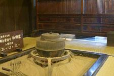 白川郷の囲炉裏の画像001