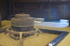 白川郷の囲炉裏の画像002