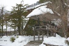 白川郷の古民家の画像040