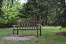 公園 ベンチの画像002