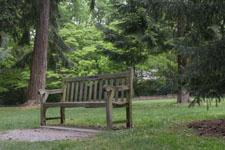 公園 ベンチの画像004