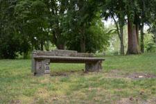 公園 ベンチの画像005