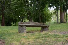 公園 ベンチの画像006