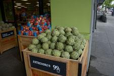 スーパーマーケットの果物の画像001