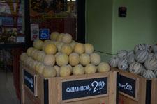 スーパーマーケットの果物の画像002