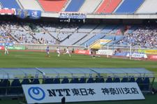 サッカースタジアムの画像002