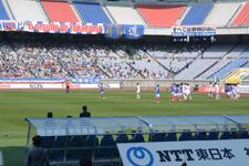 サッカースタジアムの画像004