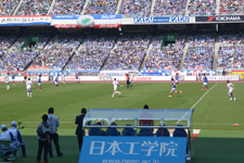 サッカースタジアムの画像012