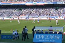 サッカースタジアムの画像013