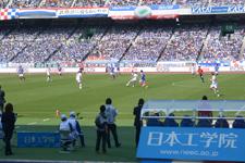 サッカースタジアムの画像014