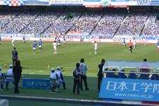 サッカースタジアムの画像015