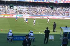 サッカースタジアムの画像028