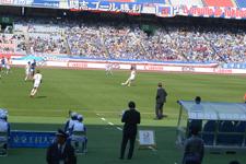 サッカースタジアムの画像030