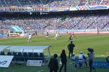 サッカースタジアムの画像039
