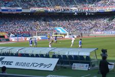 サッカースタジアムの画像041
