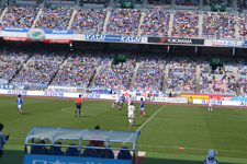 サッカースタジアムの画像048