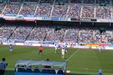 サッカースタジアムの画像049