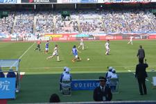サッカースタジアムの画像061
