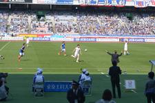 サッカースタジアムの画像067