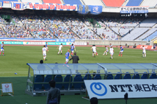 サッカースタジアムの画像071